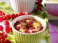 Berry Clafoutis recipe