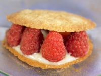 Berry Cookie Stacks recipe