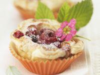 Berry Cream Cheese Cakes recipe