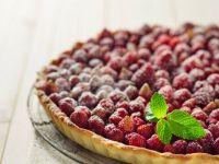 Berry Cream Tart recipe