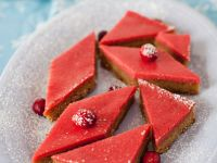 Berry Curd and Biscuit Shapes recipe