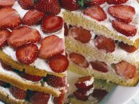 Berry Gateau recipe