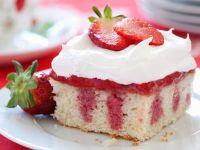 Berry Gateau Square recipe