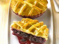 Berry Lattice Pastries recipe