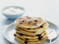 Berry Pancakes recipe