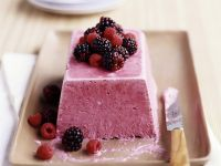Berry Semifreddo recipe