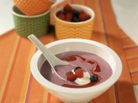 Berry Soup recipe