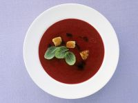 Berry Soup with Balsamic recipe