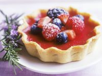 Berry Tartlets recipe