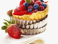 Berry Tartlets recipe