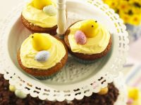 Bird's Nest Cakes recipe