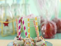 Birthday Cake Pops recipe