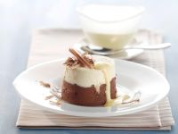 Black and White Custard Parfaits with Advocaat recipe