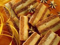 Black and White Hazlenut Cookies recipe