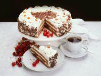 Black Forest Cream Cake recipe