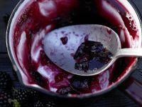 Blackberry and Elderberry Jelly recipe
