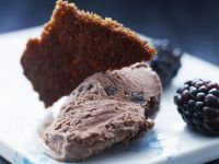 Bramble Ice Cream recipe