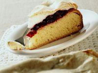 Blackberry Tart with Meringue recipe
