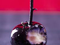 Blackjack Candy Apples recipe