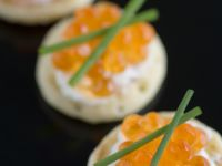 Blinis with Caviar recipe