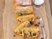 Blond Loaf with Dried Fruit recipe