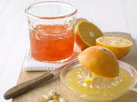 Blood Orange Jelly with Campari recipe