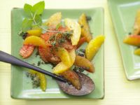 Blood Oranges recipe