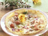 Blossom Pizza recipe