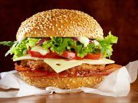 BLT Cheeseburgers recipe