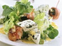 Blue Cheese and Stone Fruit Salad recipe
