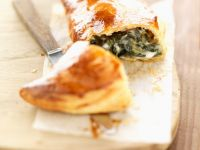 Blue Cheese Pasties recipe