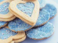 Blue Heart Biscuits recipe