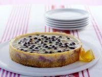 Blueberry and Orange Torte recipe