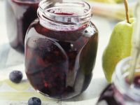 Blueberry and Pear Jam recipe