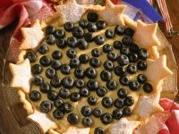 Blueberry Cream Tart recipe