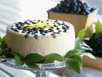 Blueberry Dessert Cake recipe
