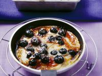 Blueberry Pancakes and Ice Cream recipe