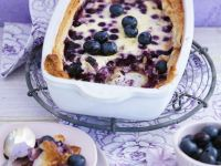 Blueberry Tart recipe
