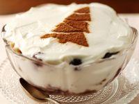 Blueberry Trifle recipe