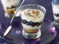 Blueberry Trifle Pudding recipe
