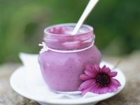 Sweet Berry Yoghurt Pot recipe
