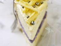 Blueberry, Yogurt and Orange Layer Cake recipe