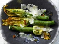 Flower Vegetable Recipes
