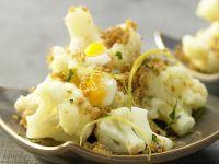 Cauliflower florets Recipes