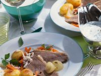 Boiled Beef and Vegetables recipe