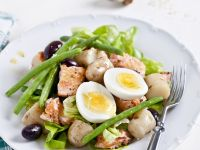 Boiled Egg and New Potato Salad recipe
