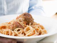 Bowl of Hearty Italian Polpetti recipe