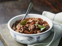 Beef and Red Wine Casserole recipe