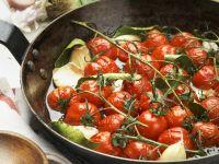 Braised Cherry Tomatoes recipe