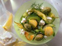 Braised Cucumbers and Potatoes recipe